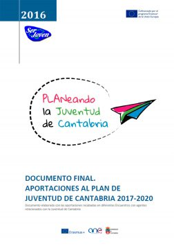 Documento Final Aportaciones PLAN de Juventud de Cantabria