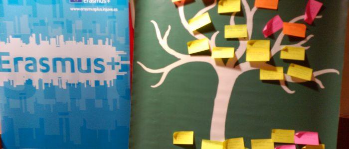 Panel de Evaluación con un árbol