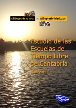 Estudio de las Escuelas de Tiempo Libre de Cantabria 2008 a 2012