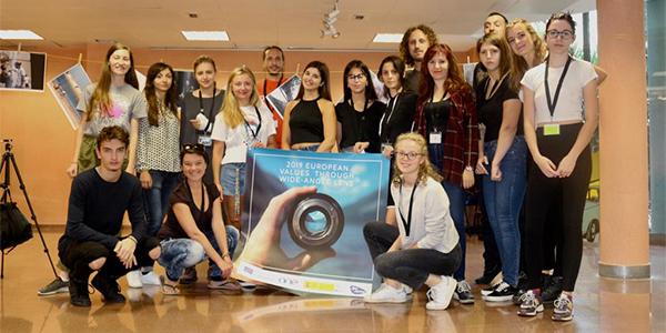 Seminario Europeo: «2019 The European Values through the wide-angle lens»