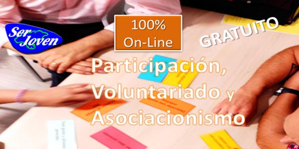 Participación, Voluntariado, Creación y Gestión de Asociaciones
