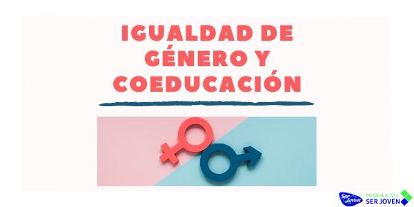 Cartel Curso Igualdad de Género y Coeducación